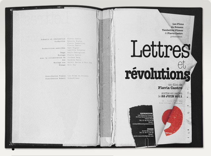 lettres & revolutions